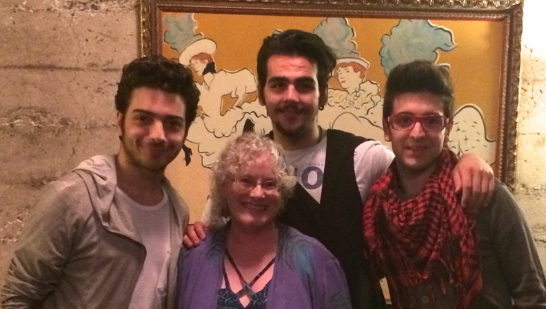 With il volo angels all around by jeanine dubois 2014 jeanines imggianlucahugkissjeanineg imgilvolojeanine6 2014medg m4hsunfo