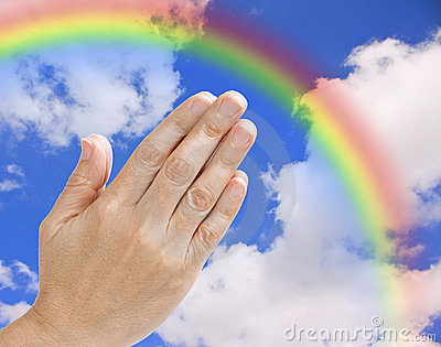 IMG_PrayingHandsSkyRainbow.jpg http://www.dreamstime.com/royalty-free-stock-image-praying-hands-blue-sky-rainbow-image15217126